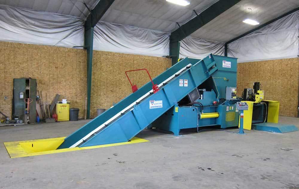 Conveyors Stevens County Maren PP602R