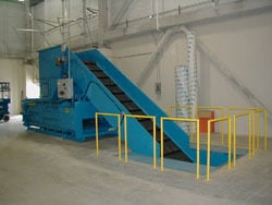 Baler Feed Conveyors