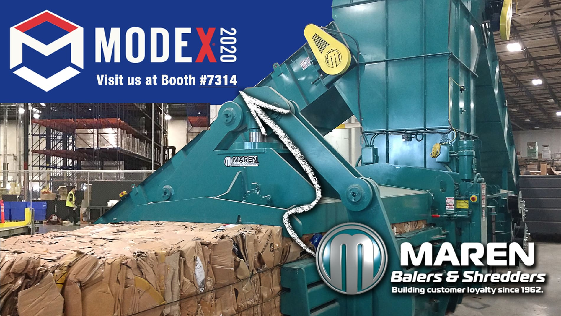 Modex 2020 Tradeshow & Conference