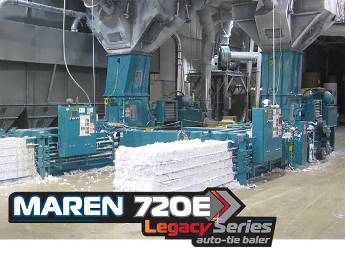Maren 720E Legacy Series