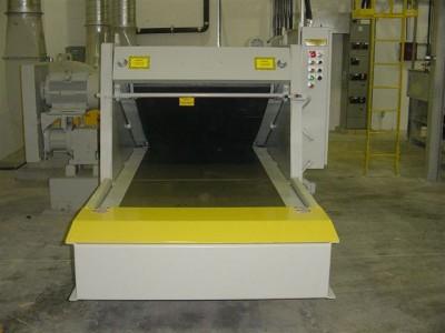 Pinch Conveyor Shredder