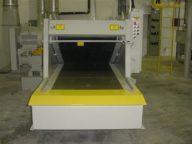 Pinch Conveyor Shredder