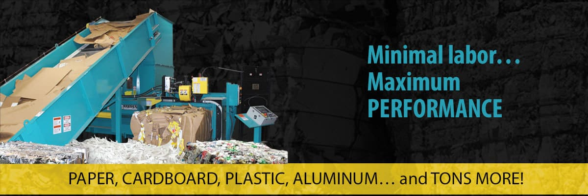 Post Consumer Recycling Banner